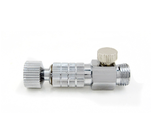 Quick Release Coupler with Mac Valve